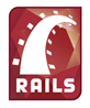 Ruby-on-Rails Logo